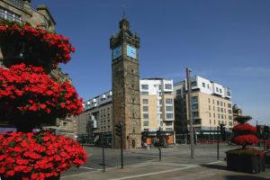Merchant Building, Glasgow Cross