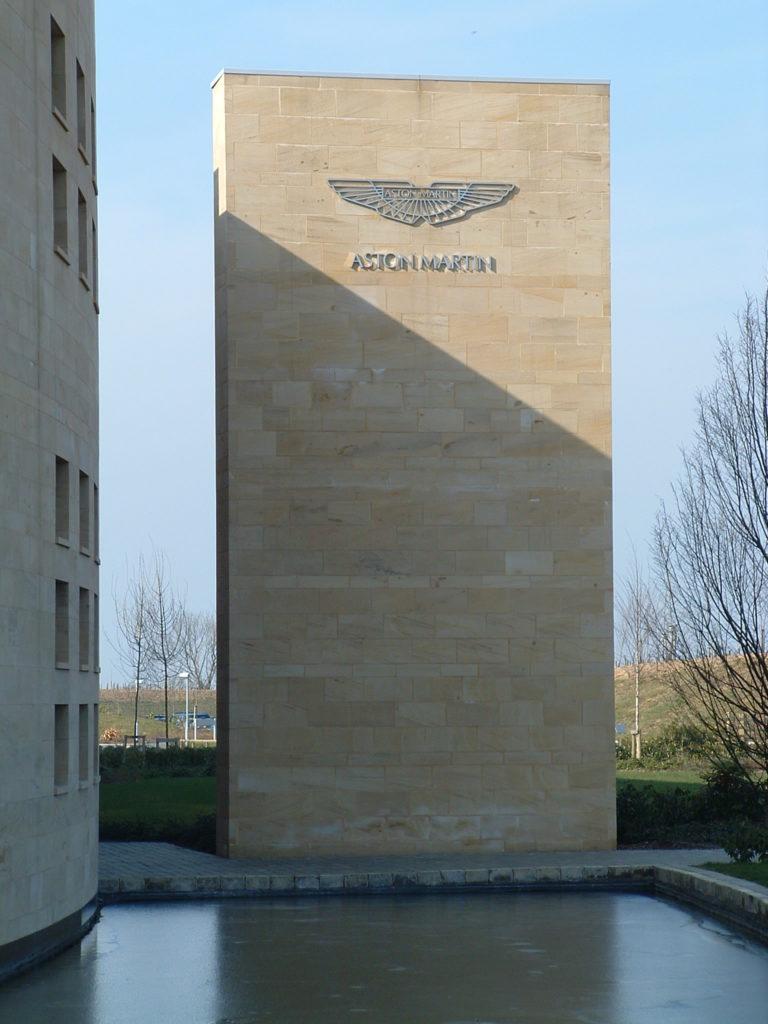 Aston Martin Hq Blockstone Limited
